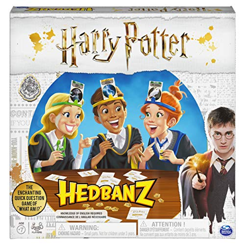 Bizak Juego Hedbanz Harry Potter...