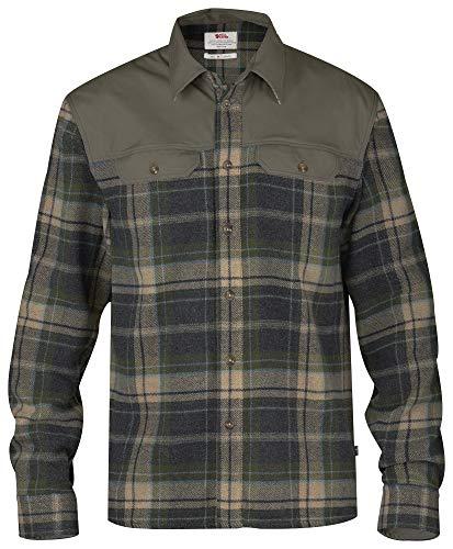 FJÄLLRÄVEN Herren Granit Shirt, Tarmac, XL