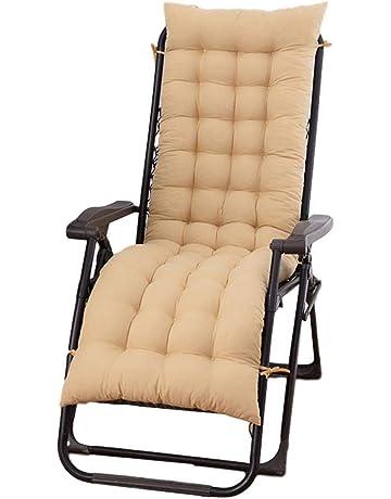 estivo per viaggi interni ed esterni portatile cuscino per sedia a dondolo in legno vacanze Hanhan morbido spesso