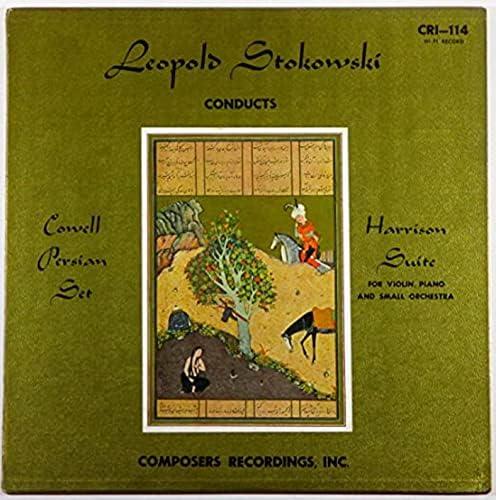 Leopold Stokowski & Members of Leopold Stokowski's Orchestra
