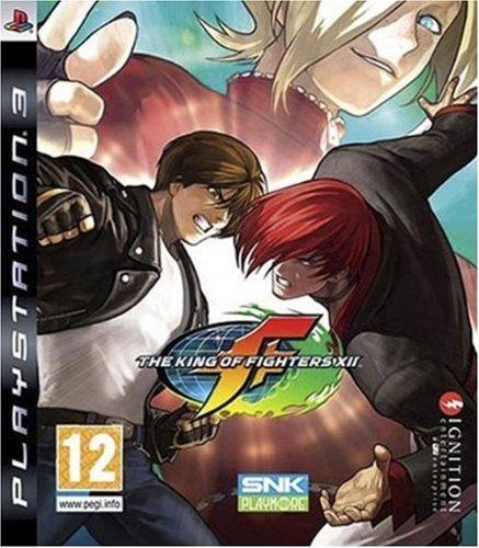 KING OF FIGHTER XII PS3