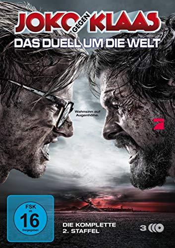Joko gegen Klaas - Das Duell um die Welt: Die komplette 2. Staffel [3 DVDs]