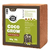 Coco & Coir Everything in a nutshell Kokosfaser, 5 kg, Braun