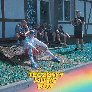 tęczowy music box