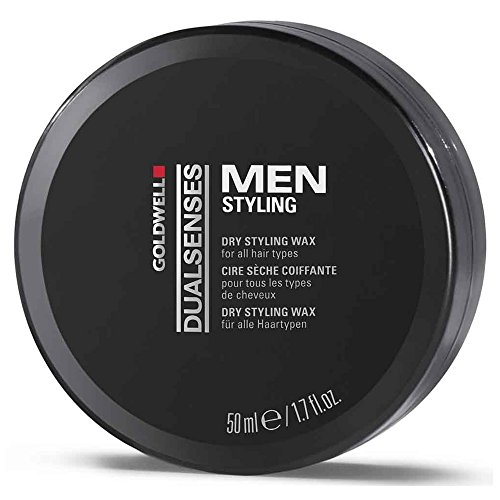 Goldwell Dualsenses for Men Dry Styling Wax, 50 ml