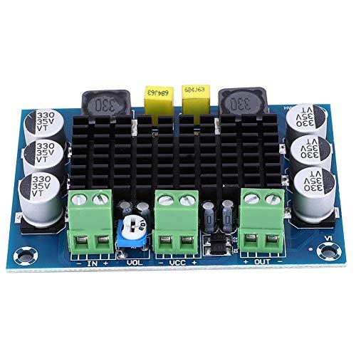Mono-Canal de sonido 26V 100W TPA3116D2 XH-M542 Tablero amplificador de potencia digital,...