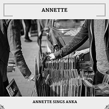 Annette Sings Anka