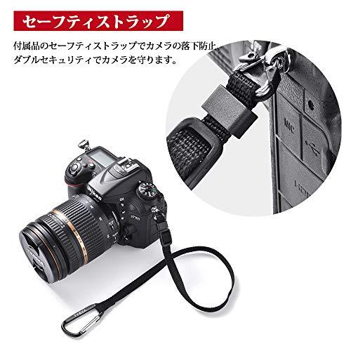 Tycka一眼レフ速写ストラップ斜めがけ瞬間に撮影に対応出来るカメラショルダーストラップ結婚式の撮影活動/野生動物や旅行の撮影に最適TK012