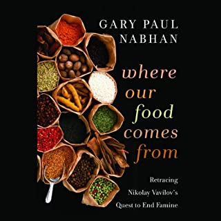 Where our Food Comes From audiobook cover art