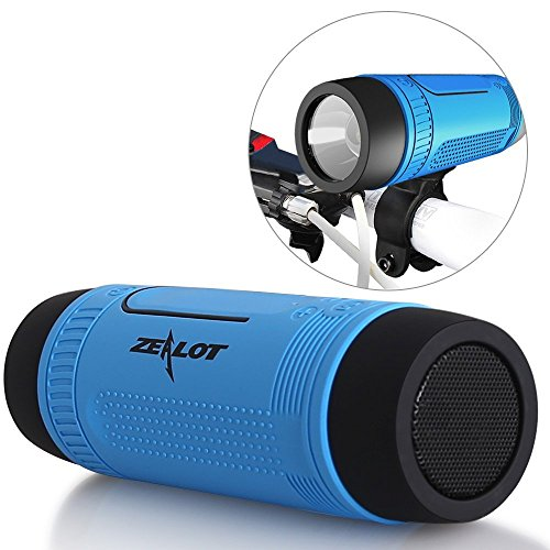 ZEALOT S1 Portable Waterproof Wireless Bluetooth Speakers