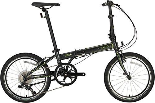 Dahon Speed D8 20' Folding Bike, Charcoal