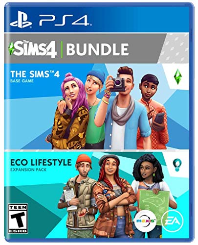 The Sims 4 Eco Lifestyle Bundle for PlayStation 4 [USA]