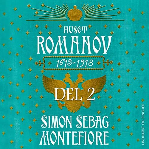 Huset Romanov 2 cover art