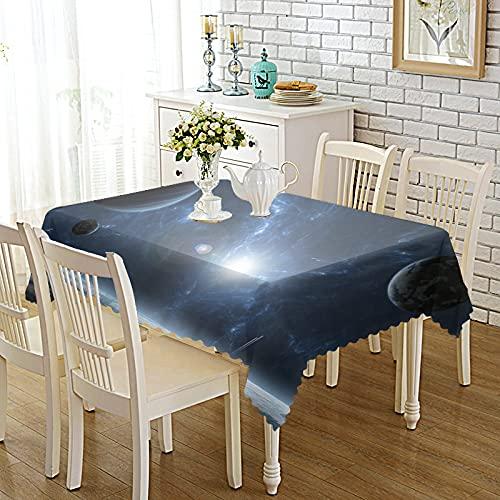 CYYyang Bordsduk lotuseffekt bordsdukar förtjockat personlighetstryck