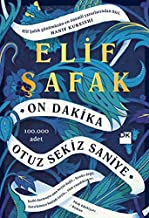 On Dakika Otuz Sekiz Saniye (Turkish Edition)