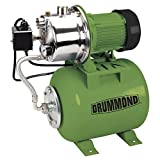 1 Horsepower Shallow Well Pump with Stainless Steel Housing by Pacific...