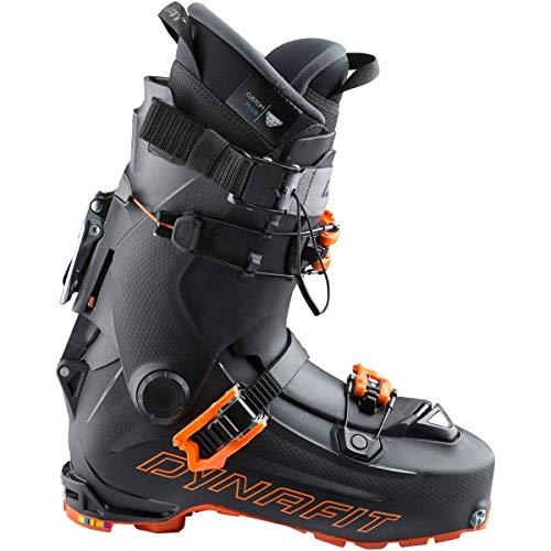 DYNAFIT M Hoji Pro Tour Orange-Schwarz, Herren Touren-Skischuh, Größe EU 45 - Farbe Asphalt - Fluo Orange