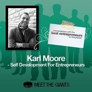 Karl Moore - Self Development for Entrepreneurs cover art