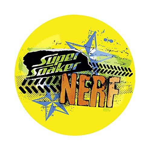 Happy People GmbH + Co. KG Gummiball Spielball Nerf Super Soaker Dm: ca. 23 cm gelb
