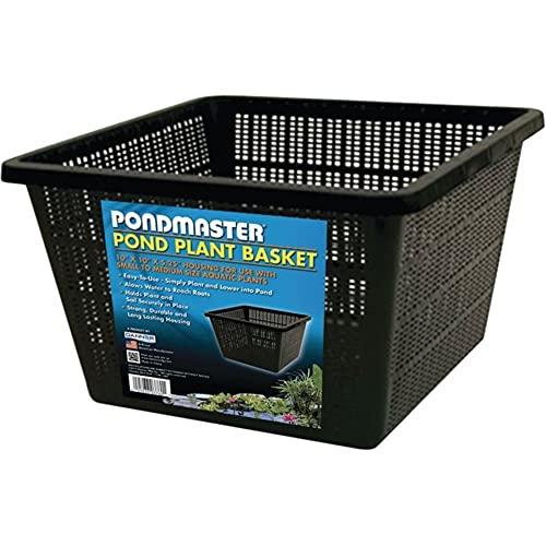 Danner Manufacturing, Inc. PONDMASTER Pond PLANTAINTER 3760 Square Plant Basket