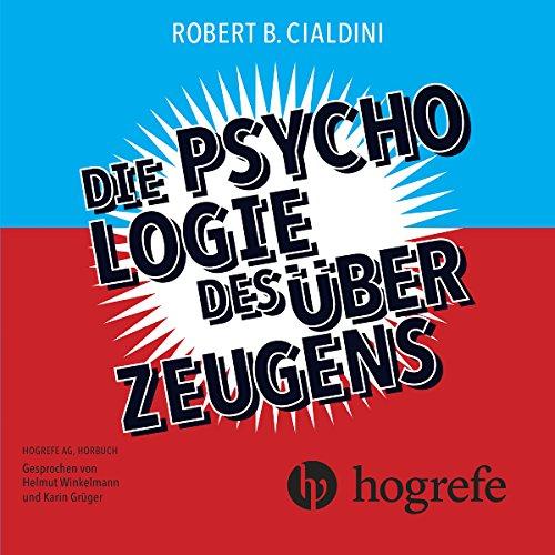 Die Psychologie des Überzeugens Titelbild