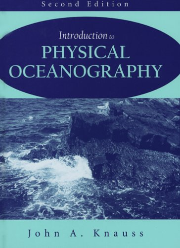 Introduction to Physical Oceanography