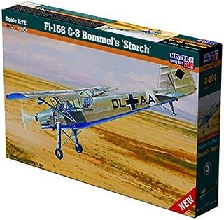 MisterCraft Rommels Storch Plastic Model Kit