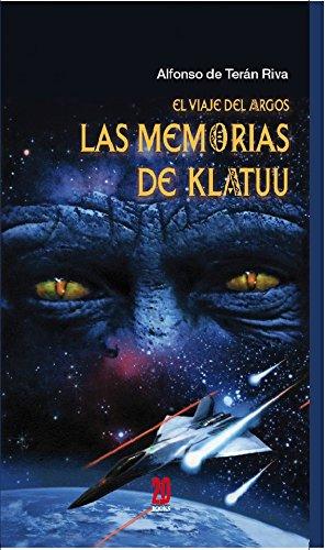 Portada del libro Las memorias de Klatuu de Alfonso de Teran Riva