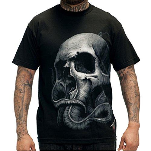 Sullen Clothing - Sullen Art Collective Herren T-Shirt Schädel - Tyrrell (M)