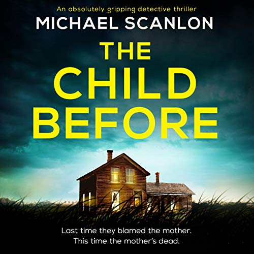 The Child Before audiobook cover art