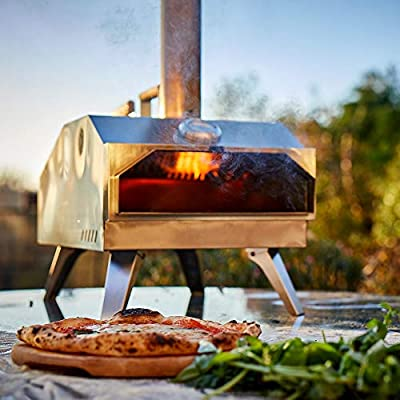 Outi Multi Fuel Portable Pizza Oven by Outi Pizza