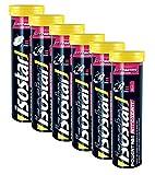 Isostar Powertabs bevanda isotonica - bevanda sportiva per allenamento intensivo - bevanda iso a ridotto contenuto calorico - mirtillo rosso, 6 tubi - (6x10 compresse)