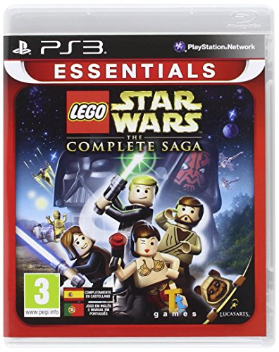 LEGO Star Wars: The Complete Saga - Essentials