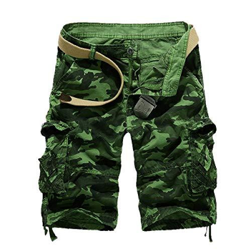 Pantalones Cortos Deportivos Pantalones Cortos De Camuflaje