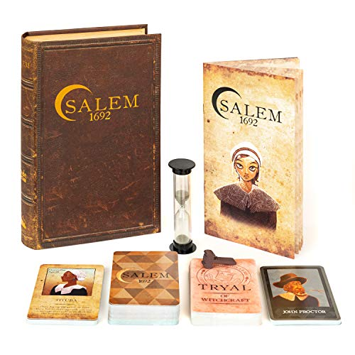 Facade Games Salem 1692 - English