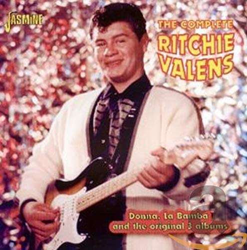 Complete Ritchie Valens [Import Allemand]