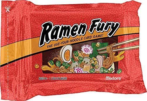 Mixlore RA01EN Ramen Fury, Multicolor