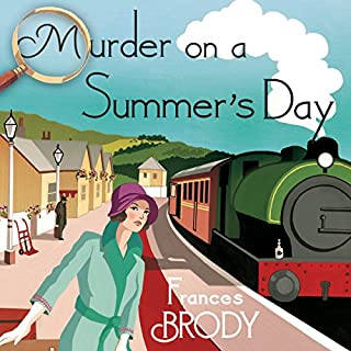 Murder on a Summer's Day cover art