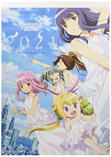 エンスカイ TVアニメ マギアレコード 魔法少女まどか☆マギカ外伝A 2021年 カレンダー 壁掛け A2 CLー44