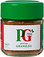 PG Tips 100% Natural Pure Tea Granules, Large Pack of 420 Cups Of Tea, Perfect For Families And Tea Lovers For All...