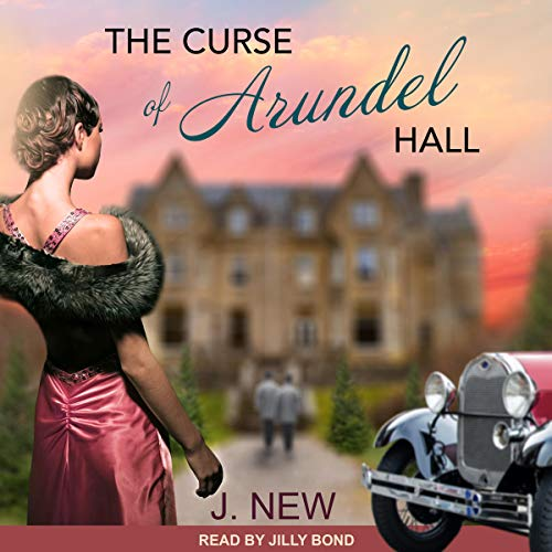 The Curse of Arundel Hall  By  cover art
