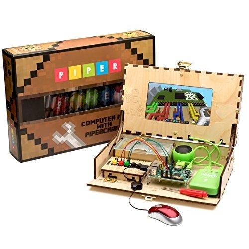 Piper Computer Kit Educativo Que Enseña...