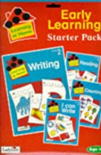 Early Learning Pack: I Can Write / Writing / Reading / Counting