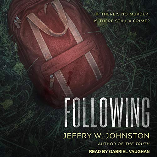 Following audiobook cover art