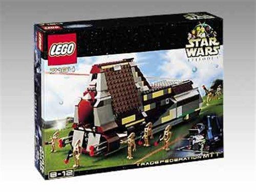 Lego 7184 - Trade Federation MTT, 466 Teile