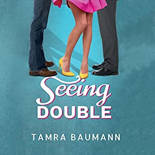 Seeing Double audiobook cover art
