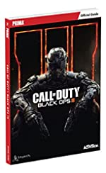 Call of Duty - Black Ops III Standard Edition Guide de Prima Games