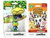 Kapp'n Amiibo (Animal Crossing Series) for Nintendo Switch - WiiU, 3DS Bonus 1-Pack (6 Cards/Pack) (Bundle)