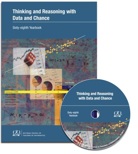 Thinking and Reasoning With Data and Chance: 68th Nctm Yearbook 2006 (Yearbook (National Council of Teachers of Mathematics), 68th.)