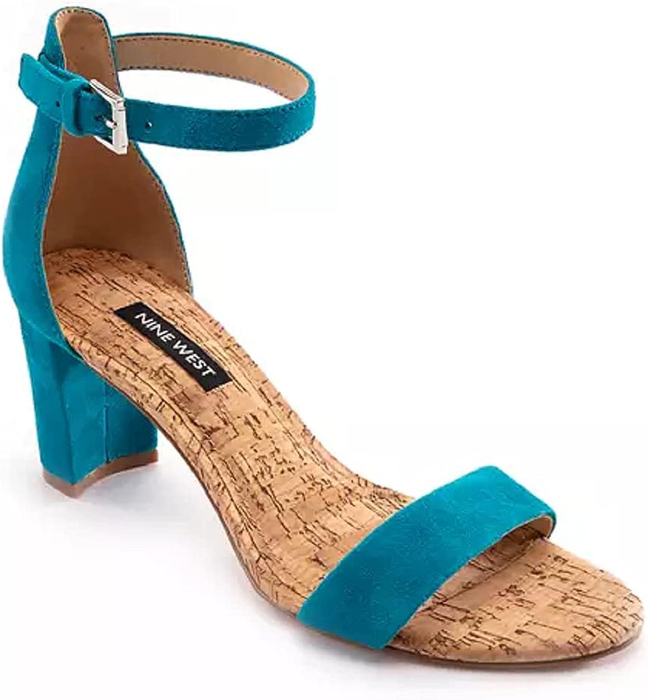 Nine West Pruce Ankle Strap Sandals